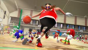 Eggman Will Never Ballin