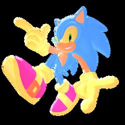 Black Light: Sonic Render