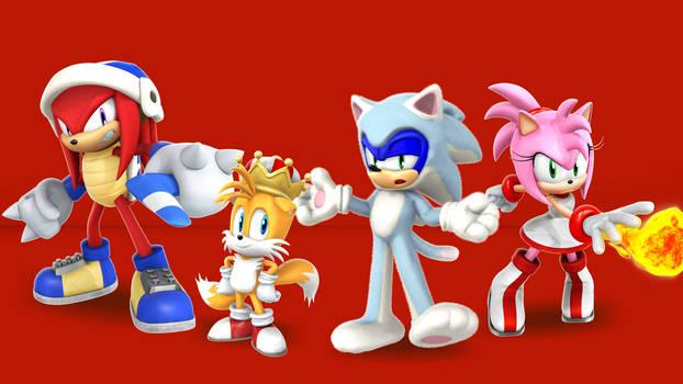 Super Sonic 3D World