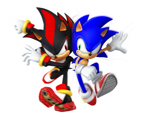Sonic and Shadow Clash
