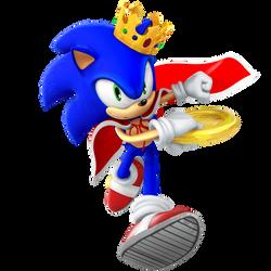 Sonic 30th Anniversary Render