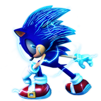 Sonic Colors Ultimate: Movie Boost Sonic