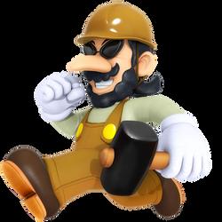 Foreman Spike Render