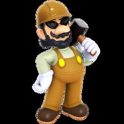 Foreman Spike Render 2