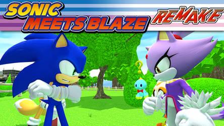 Sonic Rush Cutscene Remake Youtube Video