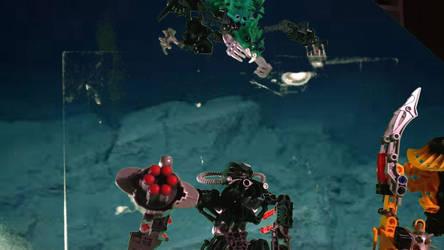 Bionicle by willartmaster