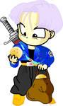 Chibi Future Trunks