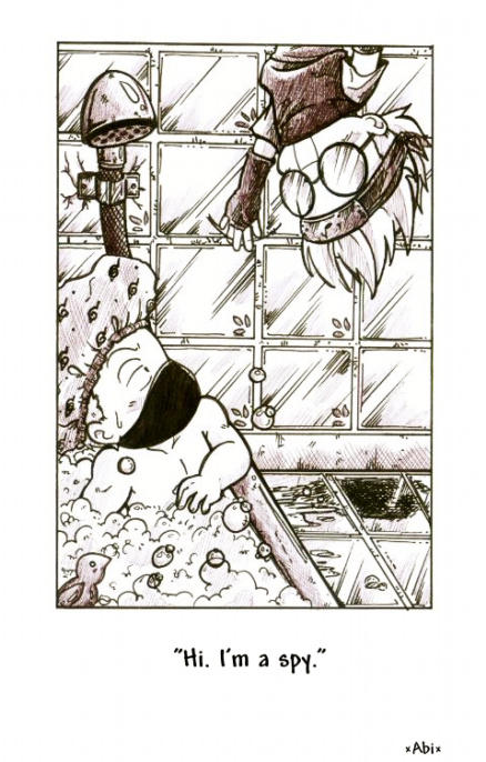 Naruto Mingming07 Comic 8 by mingming07