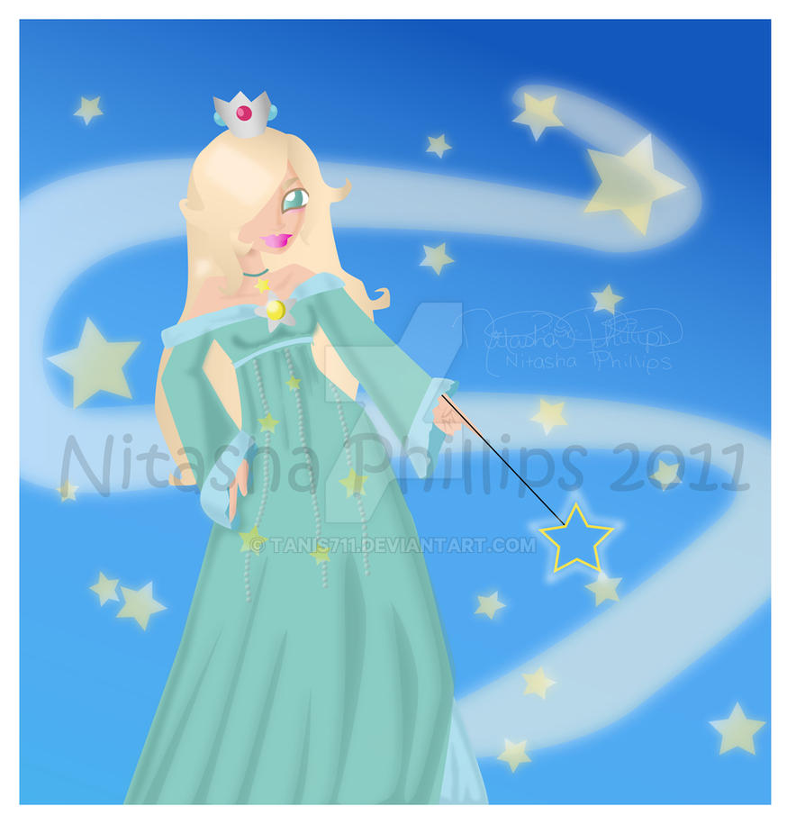 Princess Rosalina by Tanis711