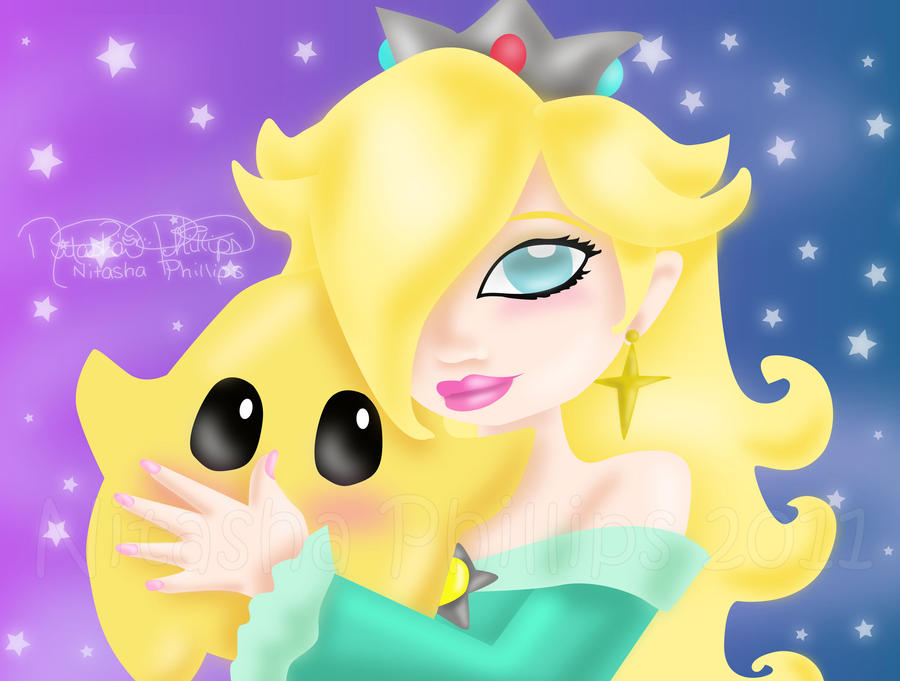 Rosalina Request by Tanis711