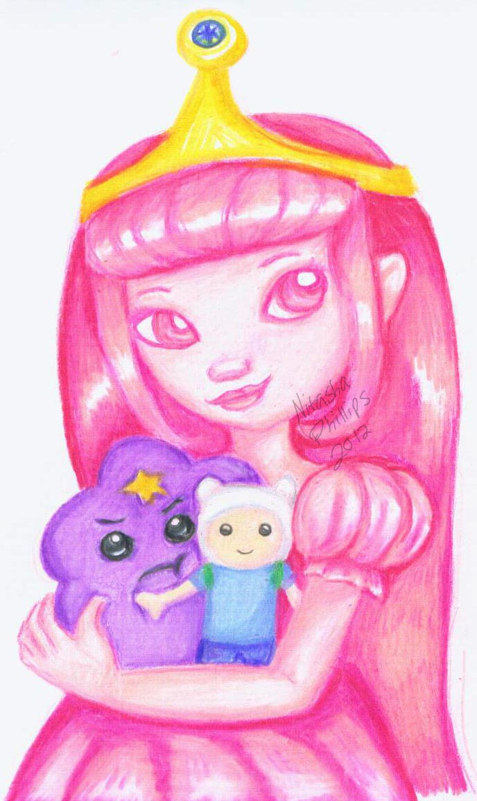 Princess Bubblegum by Tanis711