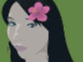 Hibiscus by dani9del9