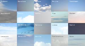 Skies by dani9del9