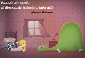 Dinosaur by dani9del9