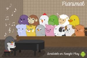 Pianimals by dani9del9