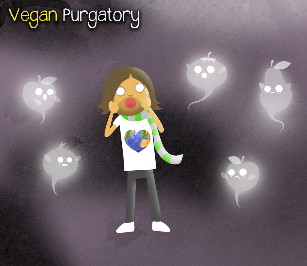 Vegan Purgatory by dani9del9