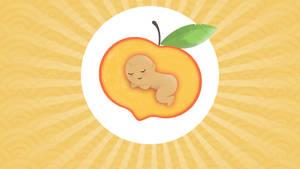 Peach 4 by dani9del9