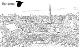 Barcelona by dani9del9