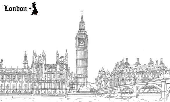 London by dani9del9