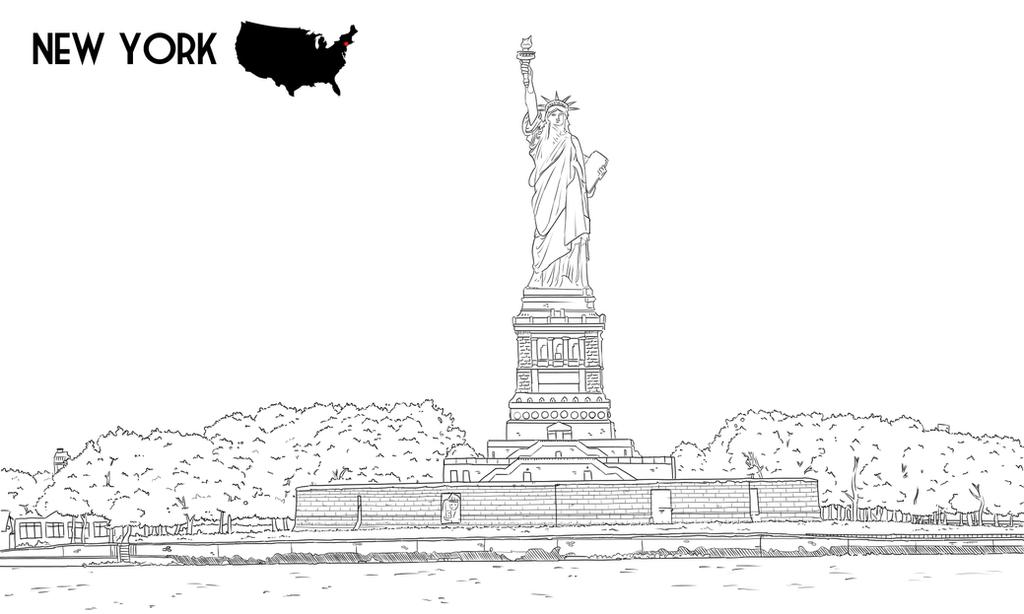 Newyork by dani9del9