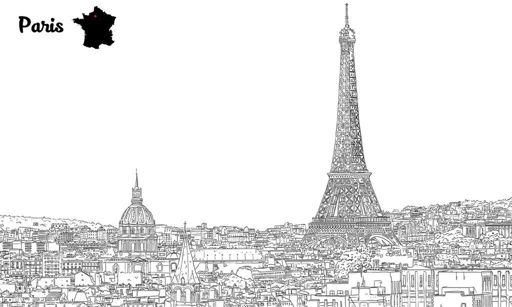 Paris by dani9del9