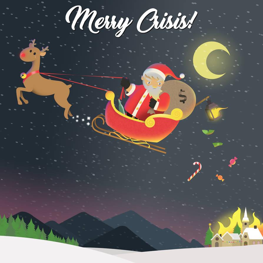 Merry Crisis! by dani9del9