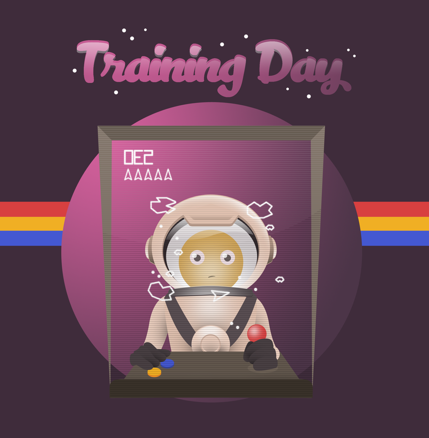Training day by dani9del9
