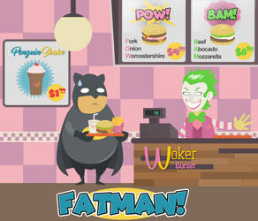 Fatman! by dani9del9