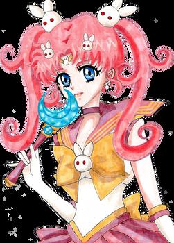 Kousagi - Sailor Parallel Moon