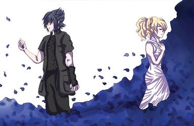 Noctis and Lunafreya