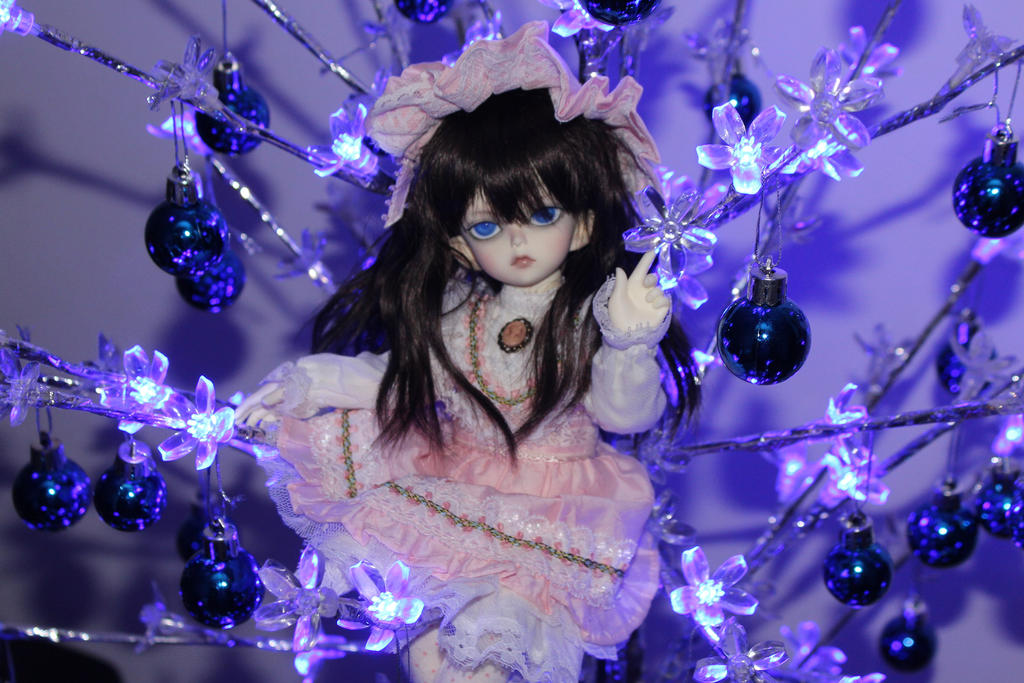 Blue Xmas by ShugaYouko