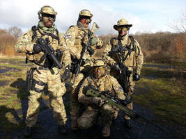 =RA!D= Airsoft Team - Wolfpack Group