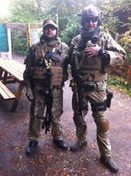 Airsoft CamGrom