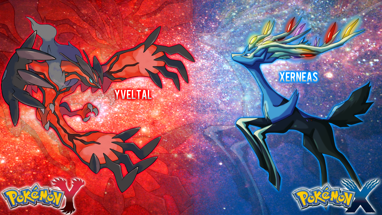 Pokemon X And Y Wallpaper By Redash2025 On Deviantart