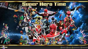Super Hero Time 2012 Wallpaper