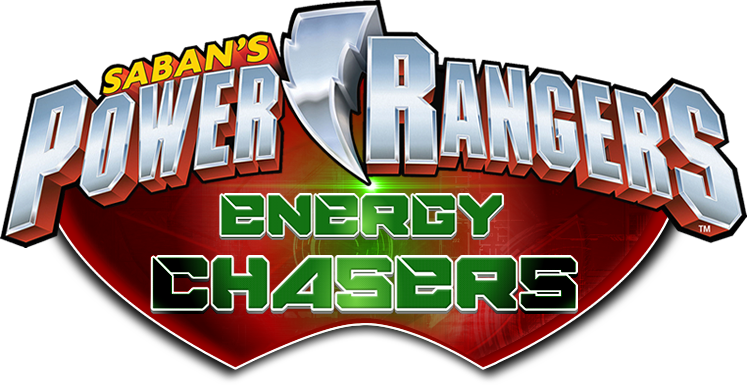 Power Rangers Energy Chasers logo by egallardo26