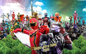 Super Hero Time 2005 - 1920 x 1200
