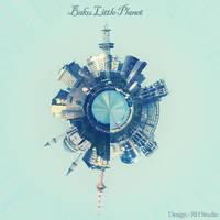 Baku Little Planet by rasulh