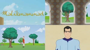 'Melikmemmed' animation movie by rasulh