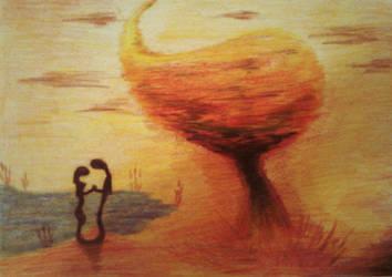 Buta Tree Love by rasulh