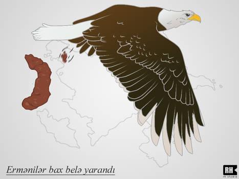 Ermeniler bax bele yarandilar