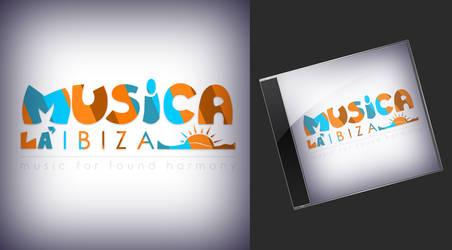 Musica la Ibiza - CD Cover by rasulh