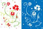Floral Art N1 by rasulh