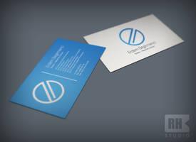 Erdem Degirmenci Business Card by rasulh