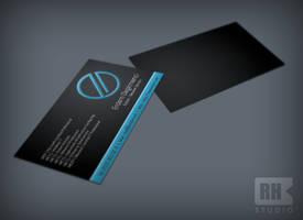 E. Degirmenci Business Card-2 by rasulh