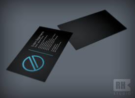 E. Degirmenci Business Card-3 by rasulh