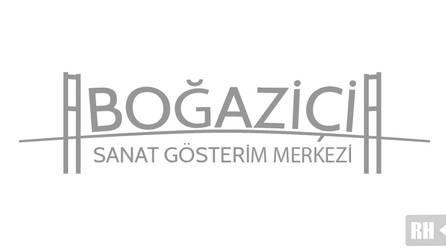 Bogazici Sanat Gosterim Merkezi Logo Design by rasulh