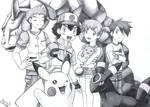 Pokemon BWII Back To 90s
