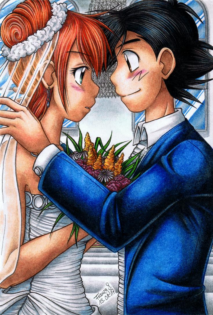 The Dream Of Getting Married by MiyaToriaka
