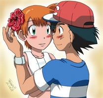 Now It Feels Like Home - Pokeshipping